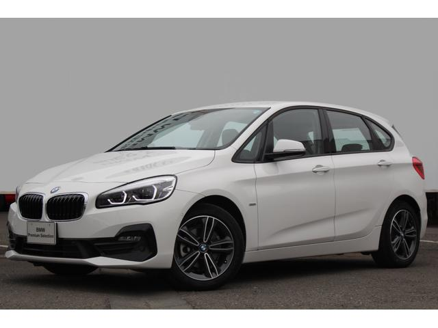 BMW 218dアクティブツアラー スポーツコンフォートパーキングP