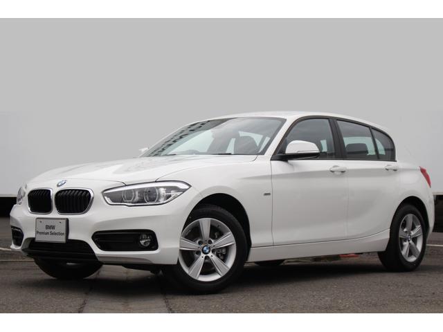 BMW 118d スポーツ コンフォート パーキングサポートPKG