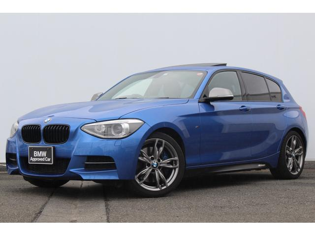 BMW M135i パーキングサポートPKG ガラスSR