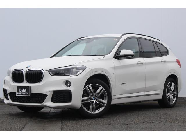 BMW sDrive 18i Mスポーツ LED 純正18AW