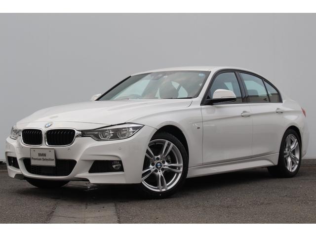 BMW 320d Mスポーツ Fシートヒーター ウッドP ACC