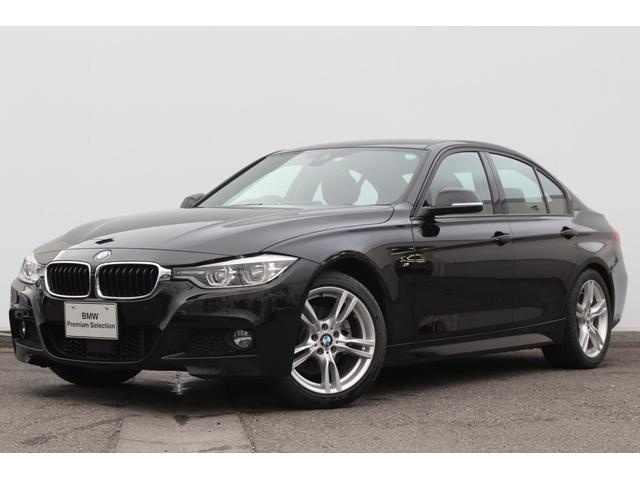 BMW 320i Mスポーツ 黒革ウッドP ACC LED 18AW