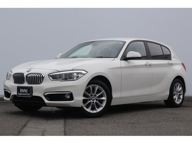 BMW 118d スタイル パーキングサポートPKG LEDライト