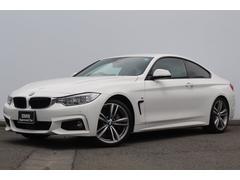 BMW435iクーペ Mスポーツ 黒革 LEDライト 純正19AW