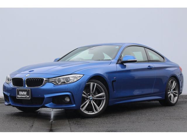 BMW 435iクーペ Mスポーツ ベージュレザー ACC 19AW