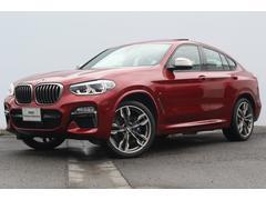 BMW X4M40i イノベーションPKG パノラマSR 21AW