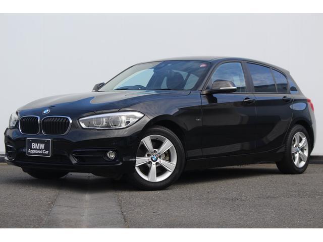 BMW 118i スポーツ ワンオーナー パーキングサポートP