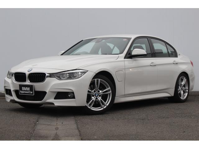 BMW 330e Mスポーツ ACC LEDライト 純正18AW