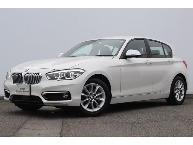 BMW 118i スタイル ワンオーナー パーキングサポートPKG