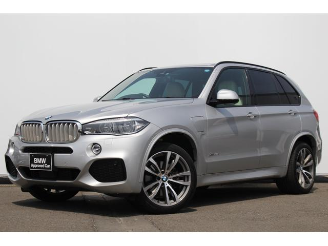 BMW xDrive 40e Mスポーツ セレクトPアイボリーレザー