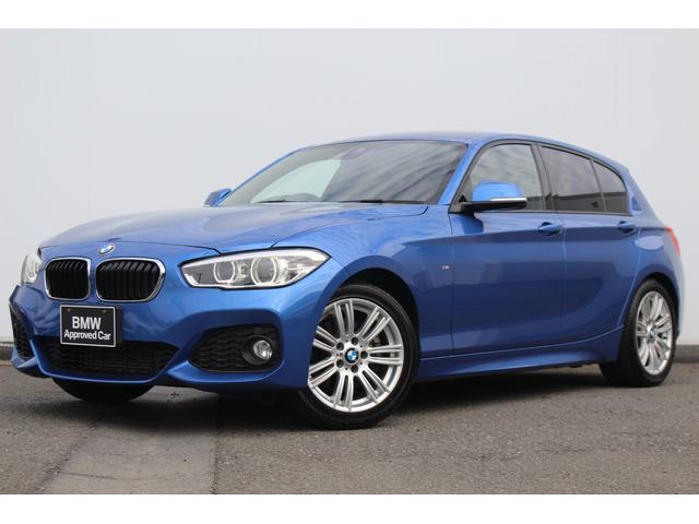 BMW 118i Mスポーツ I-Drive ETCミラーリヤカメラ