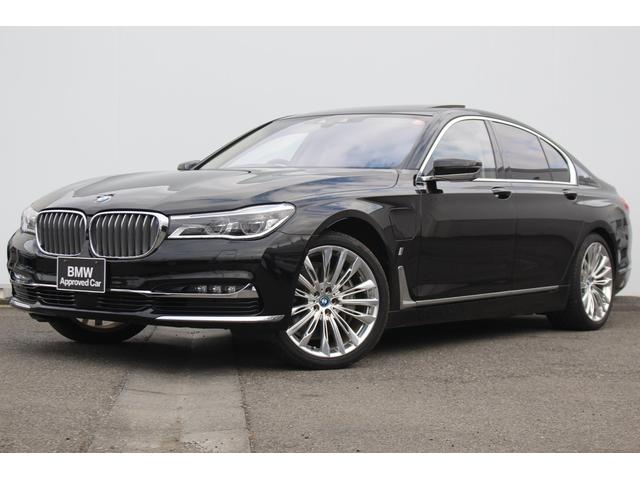 BMW 740eアイパフォーマンス Excellenceワンオーナー