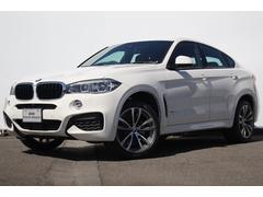 BMW X6xDrive 35i Mスポーツ黒革20AW Mサス LED