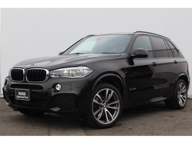 BMW xDrive 35d Mスポーツ ワンオーナーセレクトP黒革
