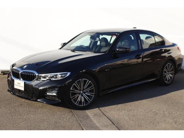 BMW 330i Mスポーツ ハイライン コンフォートPKG 黒革