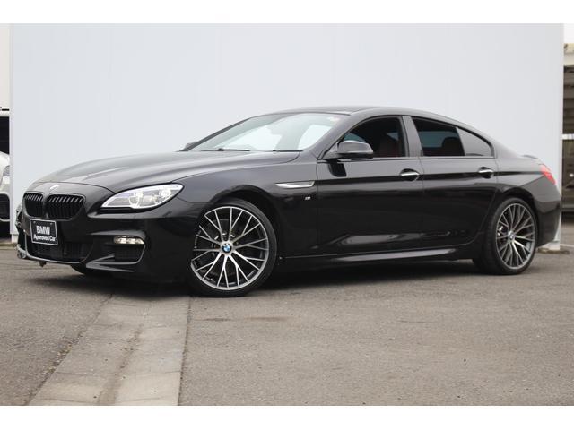 BMW 640iグランクーペ Mスポーツ 弊社販売ワンオーナー車両