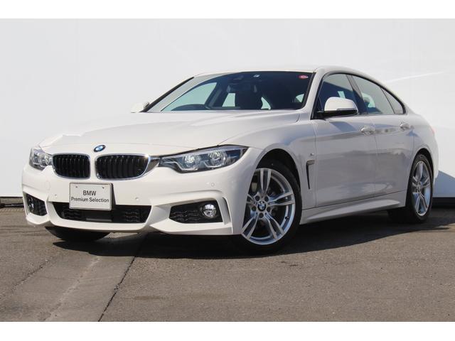 BMW 420iグランクーペ Mスポーツ 元弊社社用車両