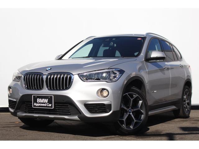 BMW X1 xDrive 18d xライン 弊社販売ワンオーナー
