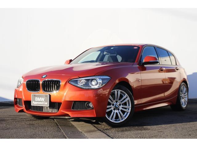 BMW 116i Mスポーツ弊社販売ワンオーナー バックカメラ