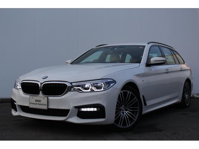 BMW 523dツーリング Mスポーツ 弊社販売ワンオーナー車両
