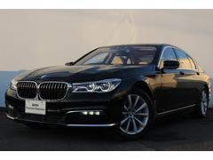 BMW740i弊社販売ワンオーナー車両 キャンベラベージュレザー