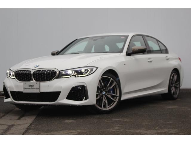 BMW M340i xDrive 元弊社社用車 ブラックレザー