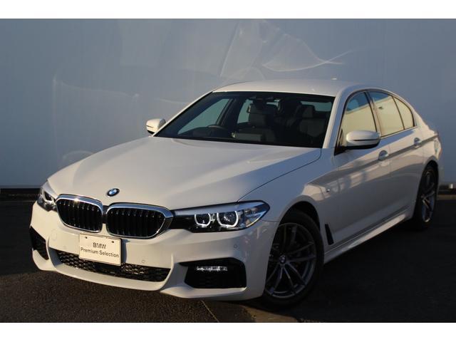 BMW 523d xDrive Mスピリット元弊社社用車