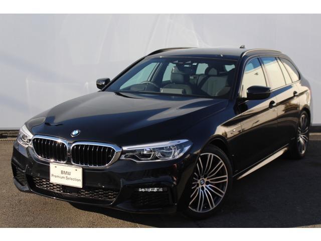 BMW 523iツーリング Mスポーツ元弊社社用車