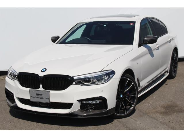 BMW 540i xDrive Mスポーツ黒革Mパフォーマンス