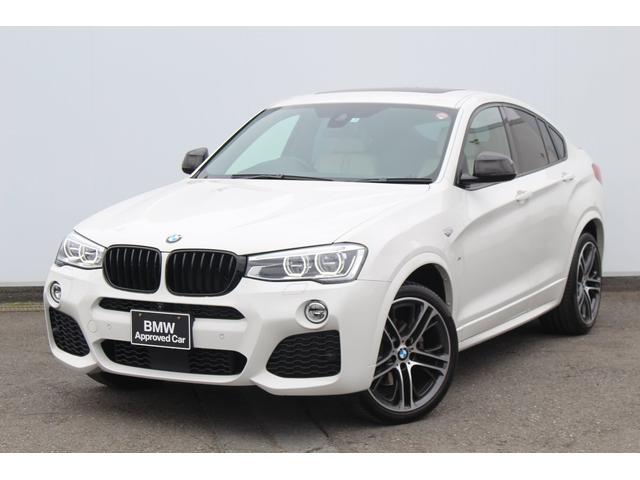 BMW xDrive 35i Mスポーツアイボリーホワイトサンルーフ