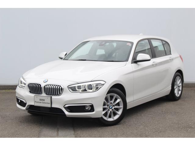 BMW 118d スタイル弊社下取危険回避被害軽減ブレーキACC