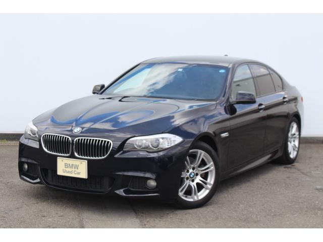 BMW 528i Mスポーツパッケージブラックレザー地デジTV