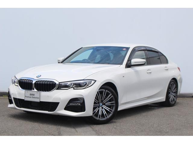 BMW 330i Mスポーツ弊社販売ワンオーナーBMWレーザーライト