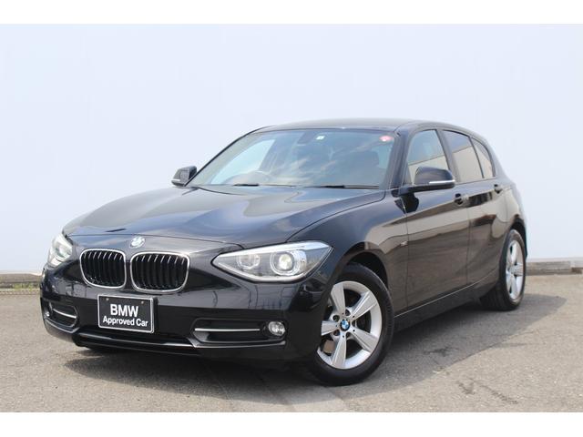 BMW 116i スポーツ社外地デジリヤカメラコンフォートアクセス