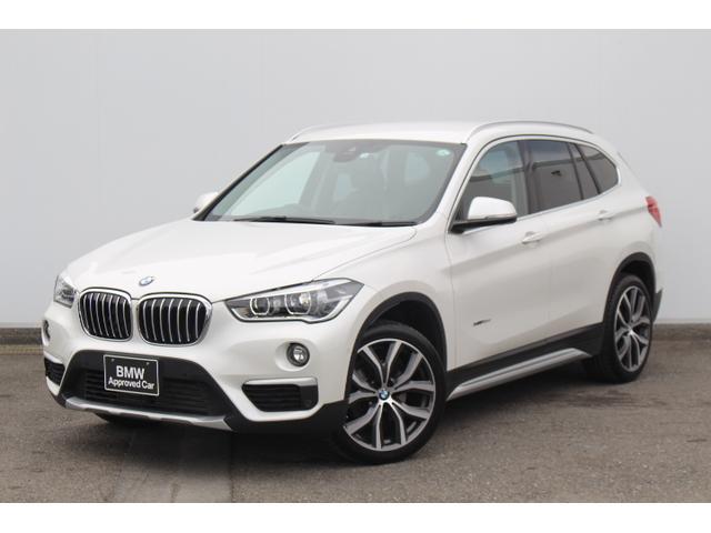 BMW xDrive 18d xライン 限定車URBANISTA・ワンオーナー・モカレザー・F電動シート・ウッドパネル・HUD・ACC・コンフォートA・オートトランク・社外地デジTV・純正19AW