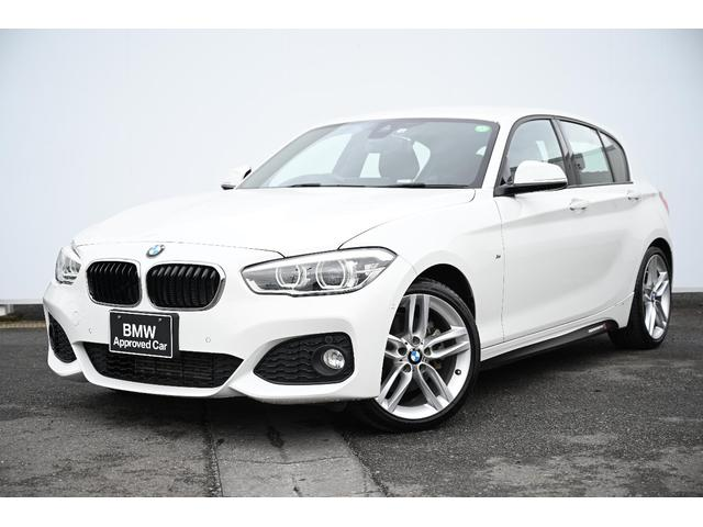 BMW 1シリーズ 120i Mスポーツ 被害軽減ブレーキ・車線逸脱警告・コンフォートアクセス・バリアブルスポーツステアリング・リヤカメラ・前後PDC・パーキングアシスト・オートクルーズ・LEDライト・純正18AW
