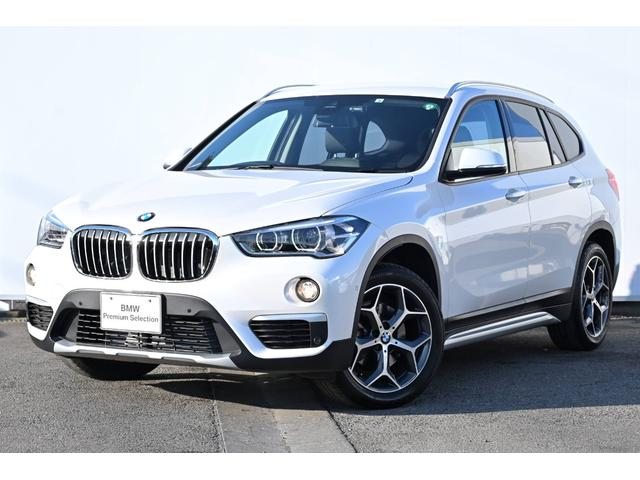 BMW xDrive 18d xライン ワンオーナー・ブラックレザー・Fシートヒーター・コンフォートアクセス・オートトランク・前後PDC・リヤカメラ・F電動シート・被害軽減ブレーキ・車線逸脱警告・純正ETCミラー・純正18AW