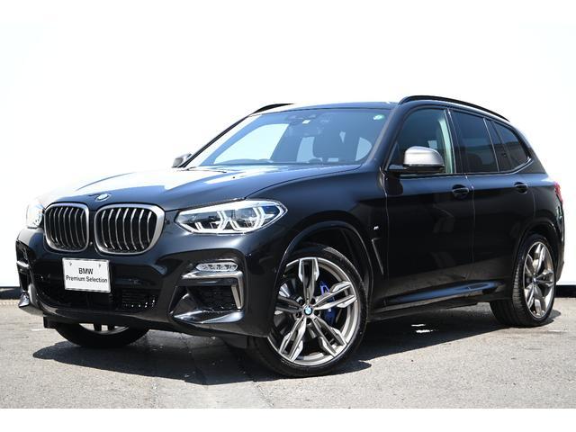 BMW M40d モカレザー・前後シートヒーター・Mデフ・Mスポーツブレーキ・コンフォートA・アダプティブLEDライト・TV・HUD・パノラマサンルーフ・harman kardon・ドラレコ・純正21AW