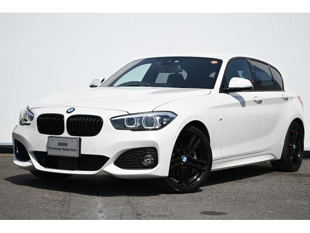 BMW 1シリーズ 118i Mスポーツ エディションシャドー ワンオーナー・Fシートヒーター・前後PDC・リヤカメラ・コンフォートA・被害軽減ブレーキ・車線逸脱警告・ACC・純正18AW
