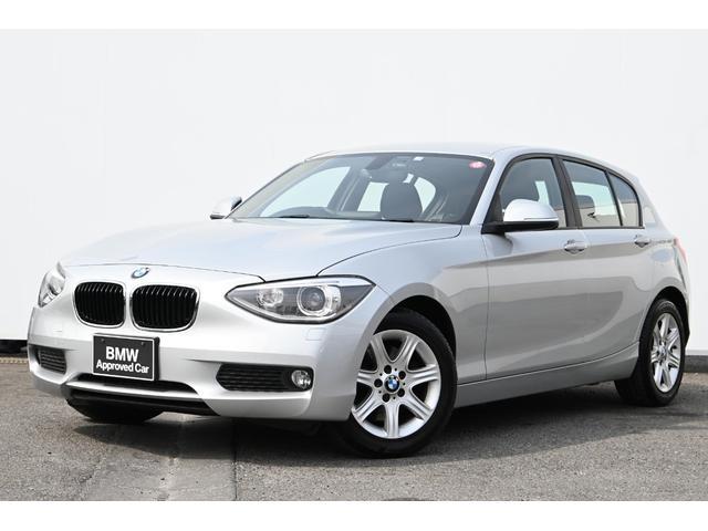 BMW 1シリーズ 116i ワンオーナー・I-driveナビ・ETC・キセノンライト・マルチファンクションステアリング・社外ドラレコ・純正16AW