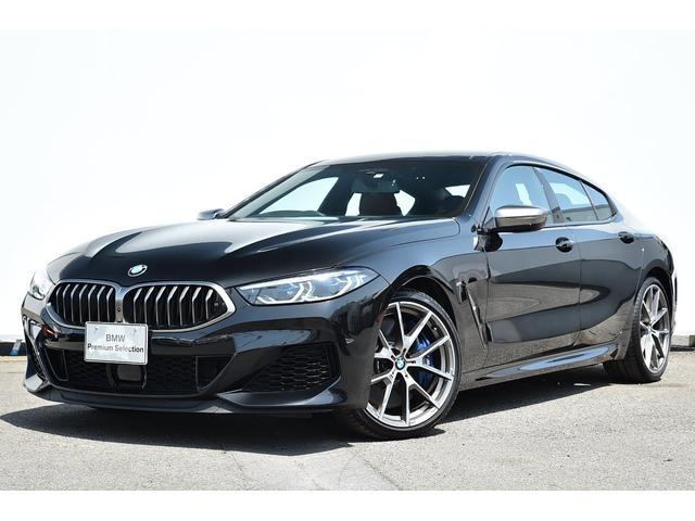 BMW M850i xDrive グランクーペ タルトゥーフォシート・Mスポーツブレーキ・Mデフ・Mサス・ソフトルローズドア・ディスプレーキー・パノラマサンルーフ・Fクライメートシート・レ-ザーライト・B&Wサウンドシステム・純正20AW