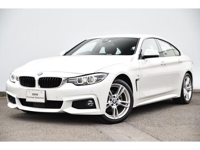 BMW 420iグランクーペ Mスピリット コンフォートA・リヤカメラ・前後PDC・Fシートヒーター・Dアシスト・ACC・TV・HIFIスピーカー・純正18AW