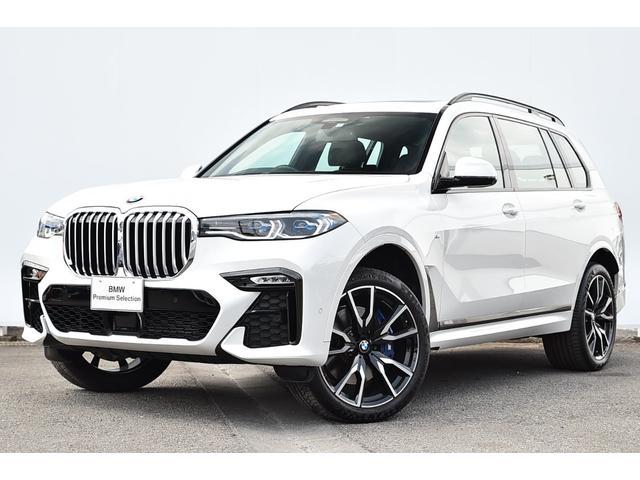 BMW xDrive 35d Mスポーツ ブラックレザー・ソフトクローズドア・Mスポーツブレーキ・レーザーライトB&Wサウンドシステム・Dアシスト+・HUD・パノラマサンルーフ・リヤエンターテーメント・ジェスチャーコントロール・純正22AW