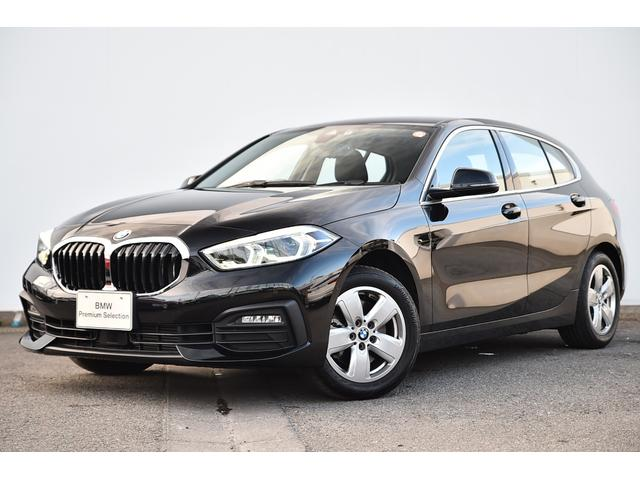 BMW 1シリーズ 118d プレイ エディションジョイ+ オートトランク・コンフォートアクセス・運転席電動シート・LEDヘッドライト・Dアシスト・ACC・パークアシスト・リヤカメラ・前後PDC・純正16インチAW