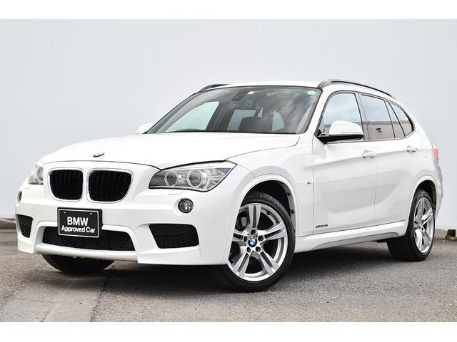 BMW X1 xDrive 20i Mスポーツ コンフォートアクセス・キセノンライト・社外リヤカメラ・社外地デジTV・純正ETCミラー・純正18AW