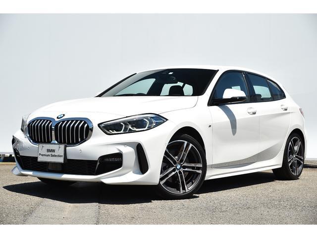 BMW 1シリーズ 118d Mスポーツ エディションジョイ+ コンフォートアクセス・オートトランク・Dアシスト・ACC・パークアシスト・純正ETCミラー・純正18AW