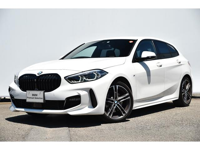BMW 1シリーズ 118d Mスポーツ エディションジョイ+ ワンオーナー・運転席パワーシート・コンフォートアクセス・オートトランク・Dアシスト・ACC・パークアシスト・純正ETCミラー・純正18AW