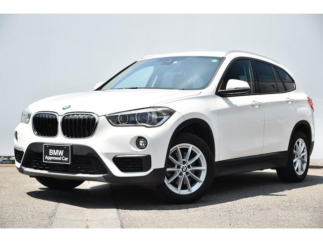 BMW X1 sDrive 18i 弊社販売ワンオーナー・コンフォートアクセス・リヤカメラ・リヤPDC・Dアシスト・純正ETCミラー・純正17AW