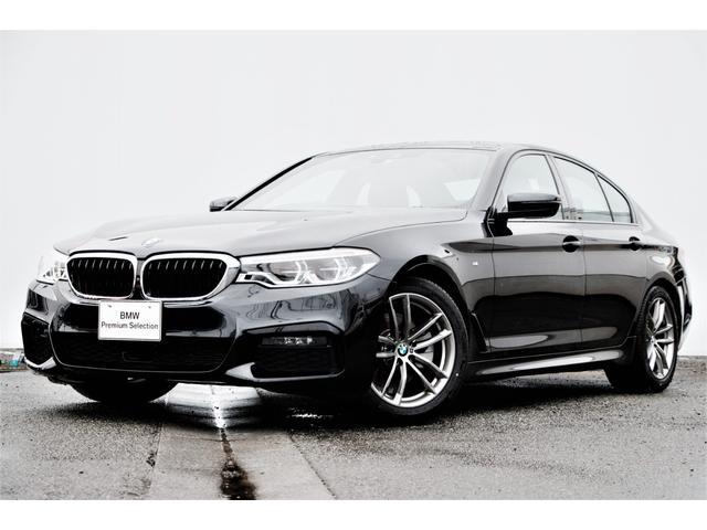 BMW 523d xDrive Mスピリット コンフォートアクセス・アダプティブLED・Dアシスト+・パークアシスト+・TV・HUD・アドバンスパック・HIFIスピーカー・純正18AW