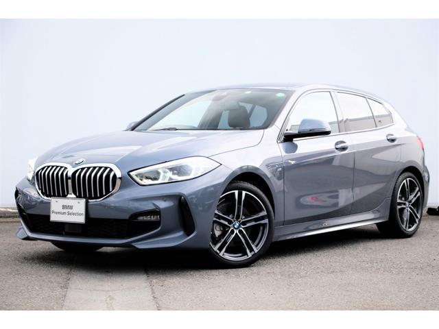 BMW 1シリーズ 118i Mスポーツ ワンオーナー・7速DCT・コンフォートアクセス・フロントパワーシート・Dアシスト・ACC・パークアシスト・・オートトランク・LEDライト・純正ETCミラー・純正18AW
